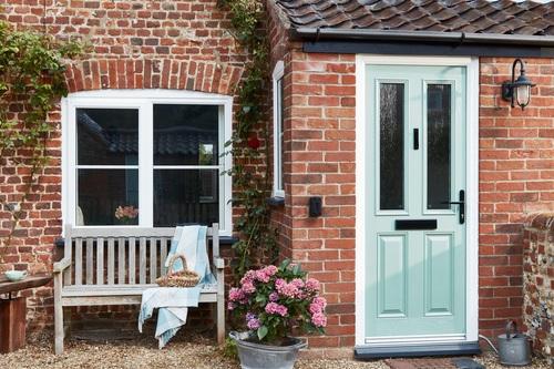 Classic Winchester Front Door