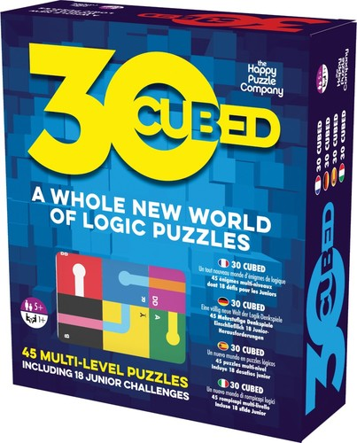 30 Cubed Challenges For The Whole Family