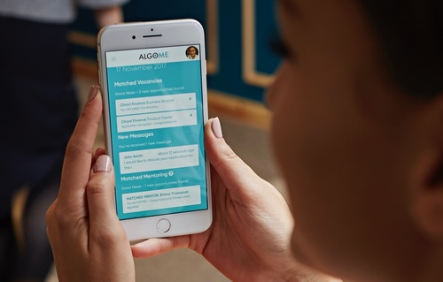 AlgoMe mobile apps launched