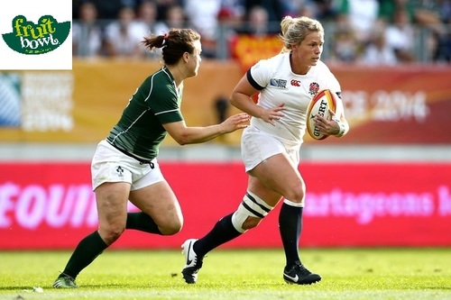 Rachael Burford Harlequins England Rugby