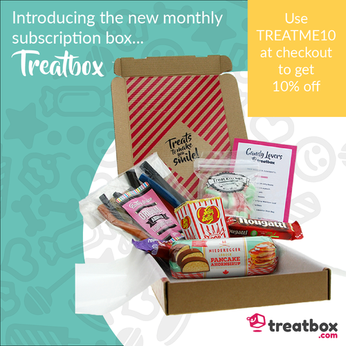 Image of Candy Lover's Treatbox