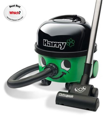 Harry the Hound Vacuum Cleaner
