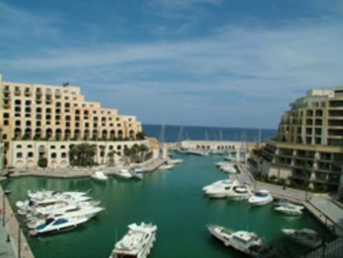 Portomaso in Malta