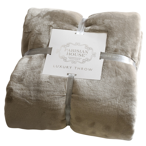 Gallery Teddy Fleece Throw