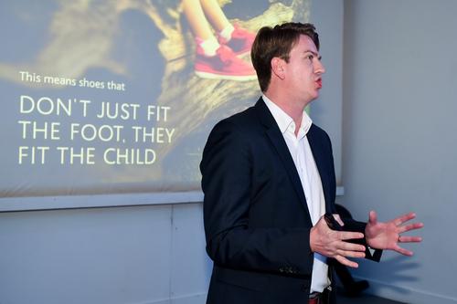Ian Watson CEO Start-Rite Shoes