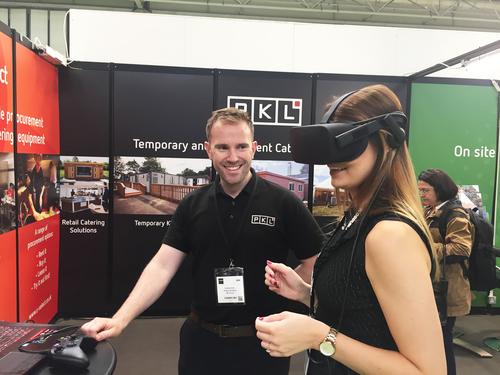 PKL Hotelympia VR Experience