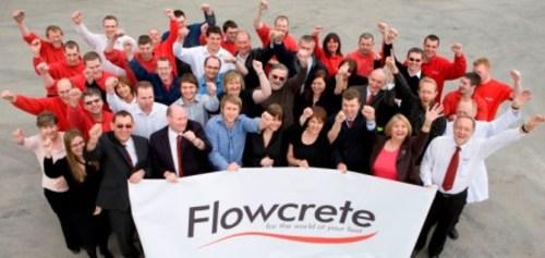 The Flowcrete Team