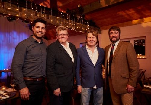 Everest Lewis Golden Foundation Launch