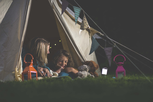 Trevornick Night Camping
