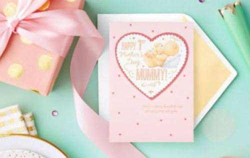 Celebrate Mother's Day with Hallmark