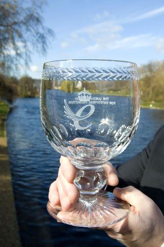Queens' Award for Enterprise Promotion