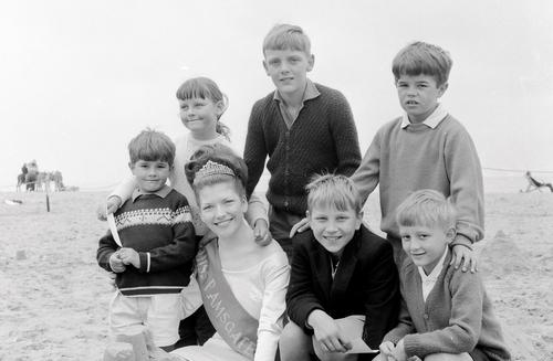 Janet Yates, Miss Ramsgate 1965