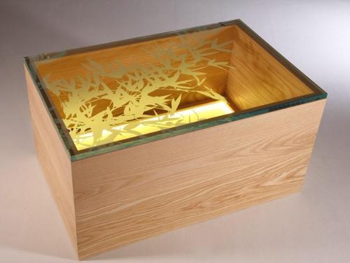 'Alumina' coffee table