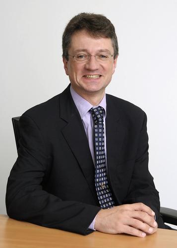 dezineforce CEO Dr Peter Collins