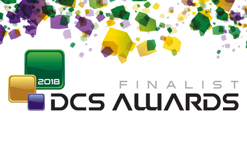 Excel - A Finalist In DCS Awards 2018