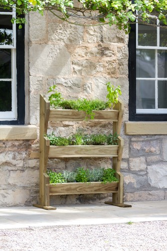 The Zest4Leisure Vertical Herb Stand