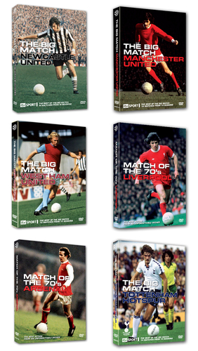 The Big Match DVD Range
