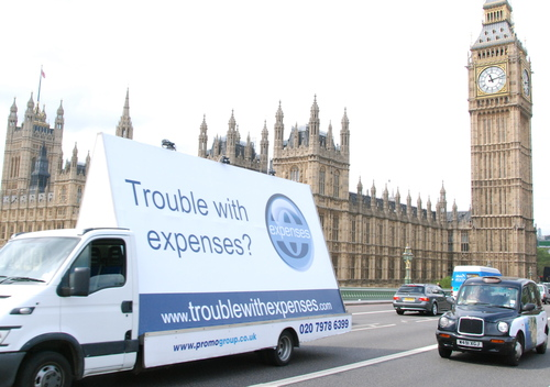 Trouble with expenses?