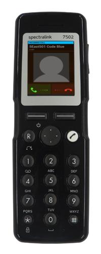 7502 DECT Handset