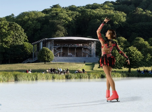 The Skating Rink Garsington Opera