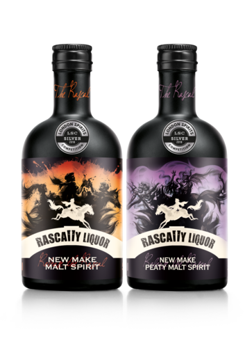 Rascally Liquor wins Silver Medal