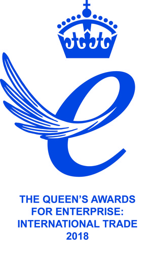 Queen's Award For Enterprise 2018