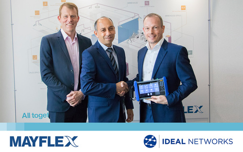 Mayflex and IDEAL Networks