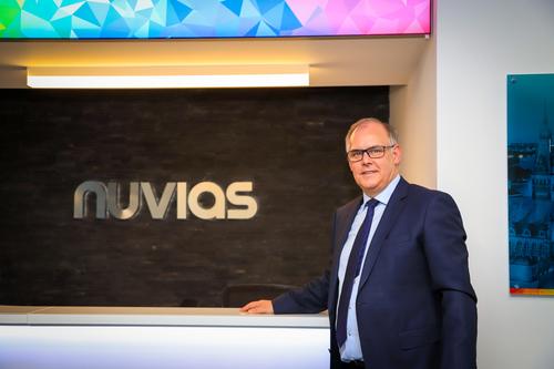 Paul Eccleston, CEO Nuvias