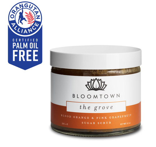Bloomtown Sugar Scrub