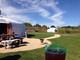 The beautiful Caalm Camp base