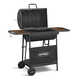 Outback Full-Drum Charcoal BBQ
