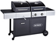 Outback Dual Fuel Gas & Charcoal BBQ
