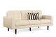 Carlton Cream Sofa - £399.99