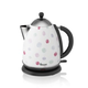 The Swan 1.7L Polka Dot Jug Kettle