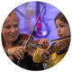 Free violin lessons, Yamaha Music Store
