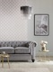Hampton Grey Velvet Sofa - £699.99
