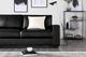 Mission Black Sofa - £379.99