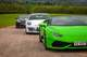 The Supercar Trio driving experience