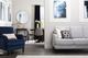 Albion Dove Grey Sofa - £499.99