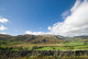 The picturesque countryside in Cumbria