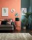 Pembroke Grey Velvet Sofa - £399.99
