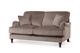 Charleston Mink Velvet Sofa - £649.99
