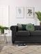 Hampton Grey Sofa Tropical - £549.99