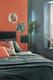Brompton Velvet Bed Tropical - £349.99