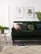 Charleston Green Sofa Tropical - £649.99