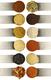 teaspoons of fresh spices