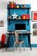 Marvel Superhero Desk & Comic Book Chair