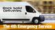 Rock Solid Deliveries Van