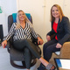 Hayley has hypnotherapy with Ailsa Frank