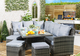 Monaco 9-seater Rattan Furniture Set